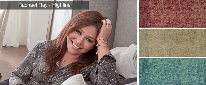 Rachael Ray Home Rug Collection - Highline Collection