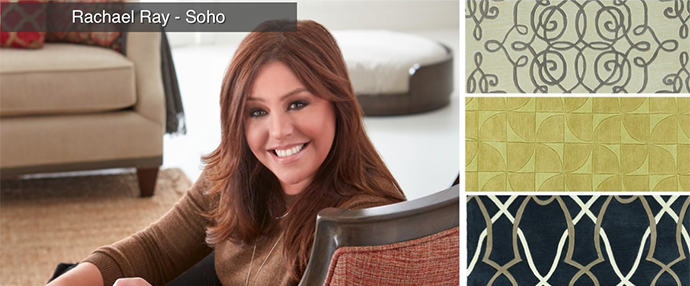 Rachael Ray Home Rug Collection - Soho Collection